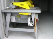 Baukreissägen gebraucht ZB450 Schnitth.14,5cm Ø450 KW5,2/16A