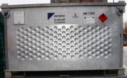 Baustellentankstelle 900 l Diesel