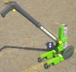 Bodenmarkierer mit 4 Rädern für Linienbreiten 50/75/100mm
