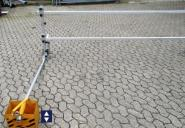 Flachdachabsicherung Anbauelement 3,00m Bavaria Alu