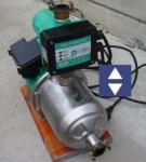 Druckerhöhungspumpe Wilo FMC605EM/2 8bar An+Absaugp. max.57m