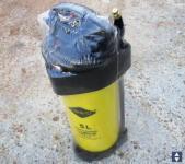 Schalöl-Sprühgerät Füllmenge 5 Liter