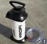 Druckwasserbehälter 10l mit Pumpe