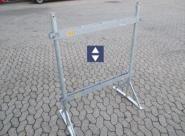 Gerüst - Fix-Bock 0.40 - 1.54m verzinkt