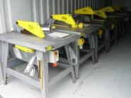 Baukreissäge ZBV450 Schnitth.0-17cm Ø450 5,2KW/16A Verkauf
