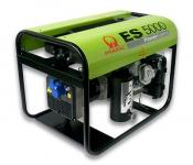 Stromerzeuger 3.9kW 2x230V Benzin Pramac ES5000