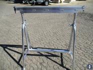 Gerüstbock Aluminium 1,18 bis 1,95m