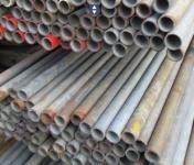 Gerüstrohr 5.00m lang Ø48.3x40mm Stahl verzinkt 22.7kg