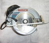 Handkreissäge Bosch GKS 65 CE Schnittiefe 66mm