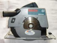 Handkreissäge Bosch GKS 85 S Schnittiefe 85mm