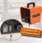 Elektroheizgebläse Heylo DE 2 XL   2.0 KW 230V