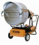 Heizung Infrarot-Strahler Wilms VAL6 Öl 40KW