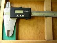 Digitale Schieblehre Mitutoyo 0.01-600mm Schenkel=90mm
