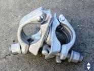 Spezial Schraubkupplung Drehbar für Fahrgerüst