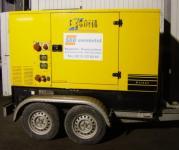 Stromerzeuger 40KW Diesel JS40IV  1x63/32/3x16/2x230