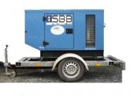 Stromerzeuger 16KW/ 20KVA Diesel TN20SK4 1x32.1x16.2x230V