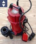 Pumpe BV215   50mm/C  230V (Schmutzwasser)