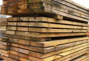 Verbau Dielen Holz