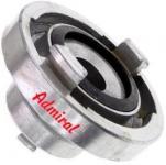 Reduzierstück von A auf B  für Pumpe-Druckschlauch