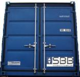 Lagercontainer 6m