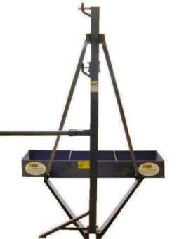Dreibock 3teilig mit Ballastkasten für Geda Primo Star