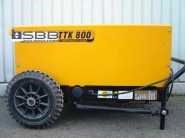 Bauentfeuchter Trotec TTK800 150 Liter/24h 940m3/h