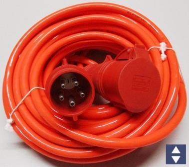Verlängerungskabel 400V / 32A