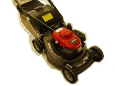 Rasenmäher Honda HRD 536 HX Benzin Schnittbreite 53cm