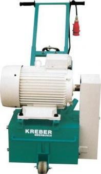 Betonfräse Kreber K300FR-E Elektro Fräsbreite 30cm / 160kg