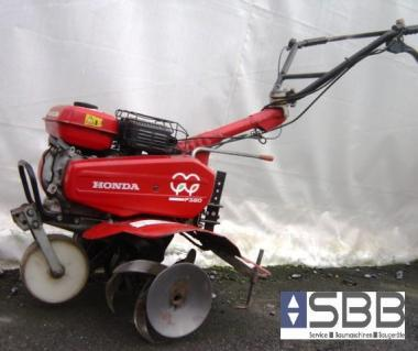 Motorhacke Gartenfräse Honda F360 4Ps Benzin B=64 T=16cm