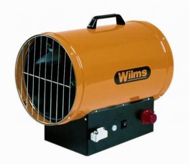 Gasheizgerät Wilms GH35TH 18-35KW
