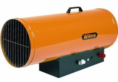 Gasheizgerät Wilms GH100TH 50-100 KW