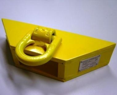 Hebetasche 2-strang 3,00m Versetzgerät f.ÜF-Platten max.55mm