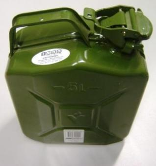 Kanister Metall   5 Liter (0.90Kg)