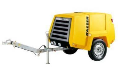 Kompressor Kaeser M31 PE 3,15m³/min 7bar mit W- Abscheider