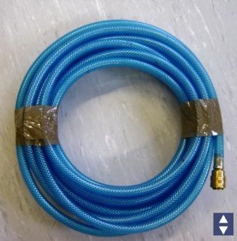 Druckluftschlauch Länge10m Ø9mm mit Steckkupplungen