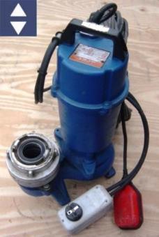Pumpe BV315 A Qmax=12m/sek230V/1.5KW  B  (Schmutzwasser)