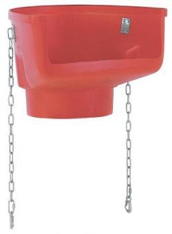 Einfülltrichter Ø 0.50m für Schuttrutsche