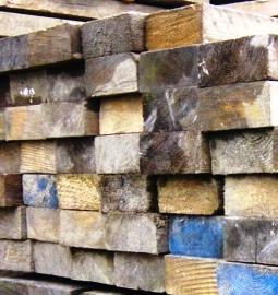 Verbau Kantholz 15x8cm