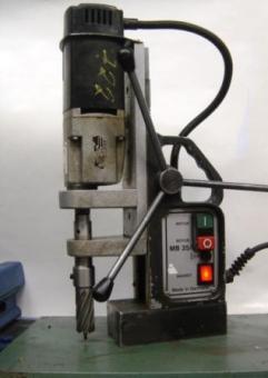 Magnet-Bohrmaschine BDS MB35 bis 30mm Kernbohrer