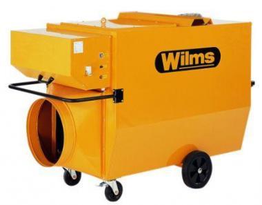 Heißluftturbine Grossheizgerät Wilms BV535 Heizöl 150KW