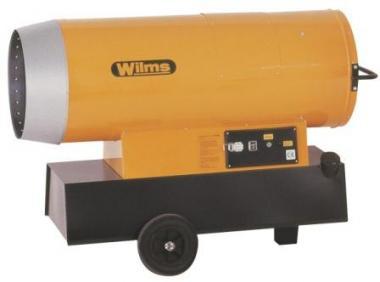 Direktheizer Wilms B350 100kW Heizoel