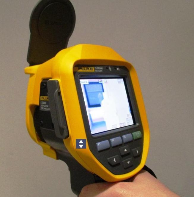 Fluke FLK-TI200 Wärmebildkamera