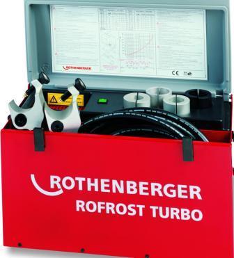 """Rothenberger Rofrost-Turbo für Rohre bis 2"""""""