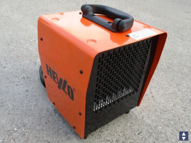 Elektroheizgebläse DE3XL 3,0kW 230V