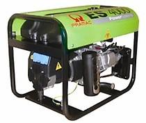 Stromerzeuger 2,6 kW 2x230V Benzin Pramac ES4000