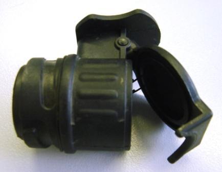 Adapter für PKW Anhänger 13 Pol PKW auf 7 Pol Hänger