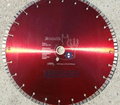 Diamanttrennscheibe 350 x20/25,4mm Ø Diabolik