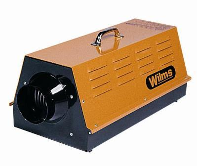 Elektro- Heizgebläse Wilms EL9   4,5- 9,0 KW