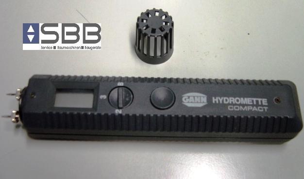 Holz Feuchtigkeitsmesser Hydromette Compact